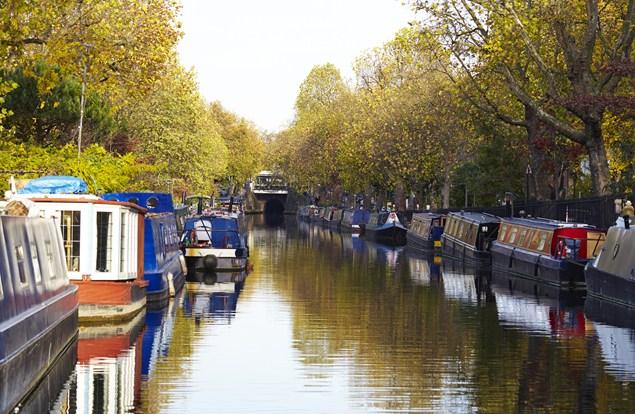 London canal run